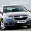 2012 Chevy Cruze Hatchback