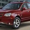 2012 Chevrolet Captiva Sport Recall