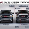 2014 GMC Sierra Compared to GMT900