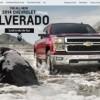 GM Releases 2014 Silverado Website