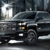 2015 Chevy Silverado 1500 Midnight Edition
