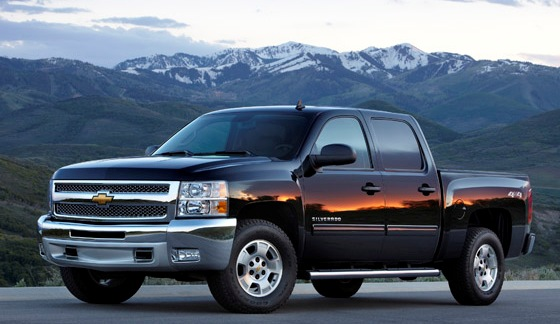 2013 Chevrolet Silverado 1500 Performance