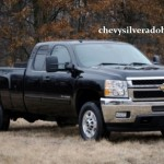 New 2013 Chevy Silverado Redesign
