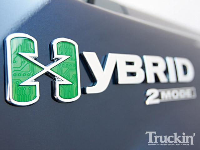 chevy silverado hybrid logo
