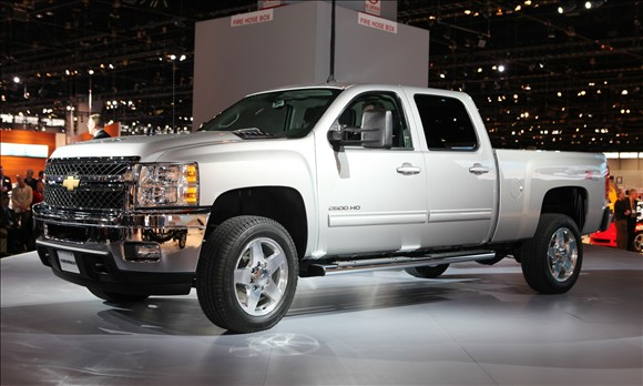 2011 Chevrolet Silverado 1500 Hd Reviews Chevy Silverado Blog