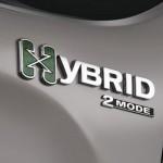 Silverado 2 mode Hybrid Logo