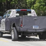 2014 Chevrolet Colorado Spotted Testing