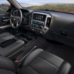 2014 Chevrolet Silverado Interior