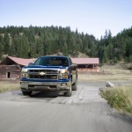 2014 Chevrolet Silverado LT on Bridge