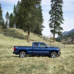 2014 Chevrolet Silverado LT Side Profile