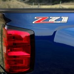 2014 Chevrolet Silverado LT Tail Lights Z71