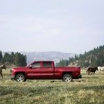 2014 Chevy Silverado LTZ Side Profile Field