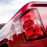 2014 Chevrolet Silverado LTZ Tail Light 4x4