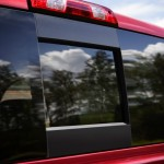 2014 Chevrolet Silverado LTZ Rear Window