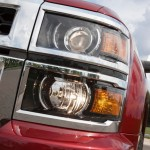 2014 Chevrolet Silverado LTZ Headlight