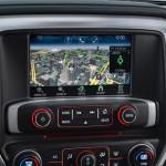 2014 GMC Sierra SLT interior 3D navigation detail 026