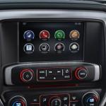2014 GMC Sierra SLT interior color touch detail 025