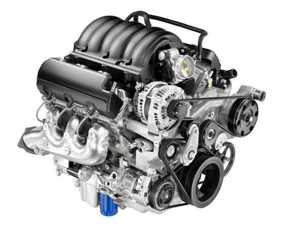 chevy 4 3 v6 cylinder locations