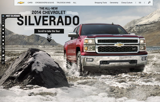 2015 Chevy Silverado Pickup
