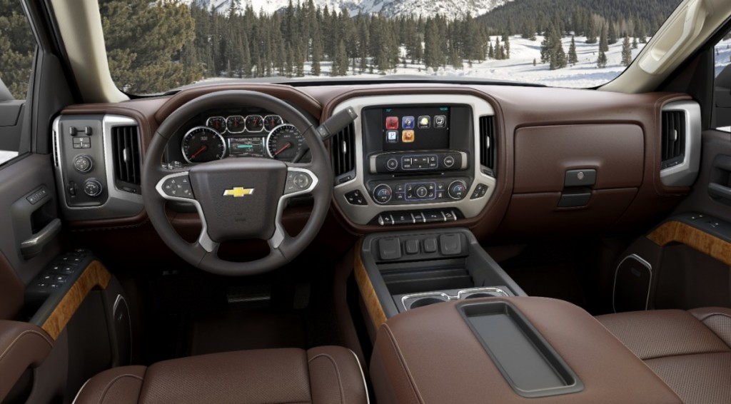 2014 Chevy Silverado High Country Edition