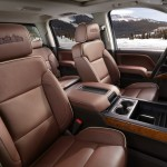 2014 Chevrolet Silverado High Country Leather Seats
