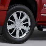 2014 Chevrolet Silverado High Country Wheels