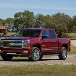 2014 Chevrolet Silverado High Country Front Three Quarter Farm