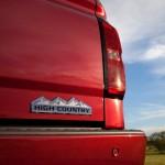 2014 Chevrolet Silverado High Country Badge
