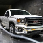 2014 GMC Sierra SLE Wind Tunnel Air Dam