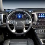 2014 GMC Sierra Denali High-Tech Interior