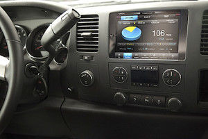 VIA VTRUX Interior Silverado Dash