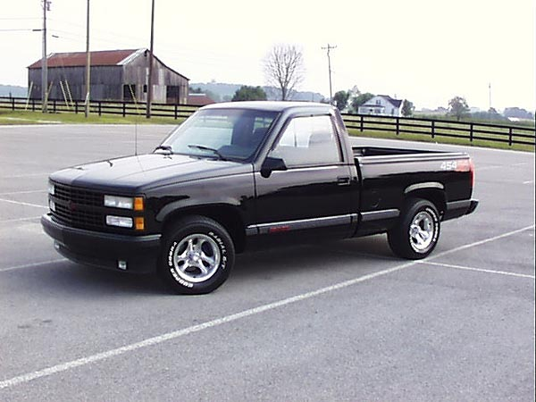 1990 1993 chevrolet silverado 454ss autos post. Black Bedroom Furniture Sets. Home Design Ideas