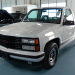1992 Chevy 454SS White Front
