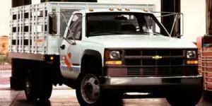 2001 Chevy C3500 HD Work Truck (Silverado Classic)