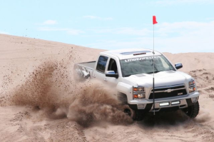 2014 Chevy Silverado 1500 Lingenfelter Reaper Sand Dunes