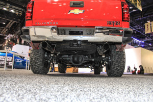 2014 Chevy Silverado 1500 Lingenfelter Reaper Supercharged Suspension