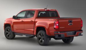 2015 Chevy Colorado GearOn Edition
