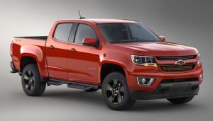 2015 Chevy Colorado GearOnTM Edition ñ Bring More Adventure