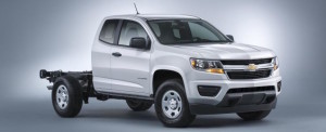 2015 Chevrolet Colorado WT Chassis Cab