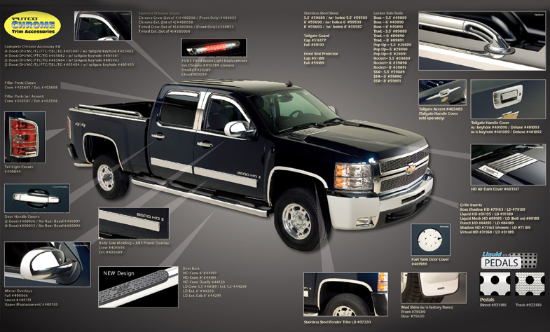 2008 chevy silverado accessories | Chevy Silverado Blog