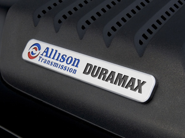 Duramax Diesel logo Allison Transmission | Chevy Silverado ...