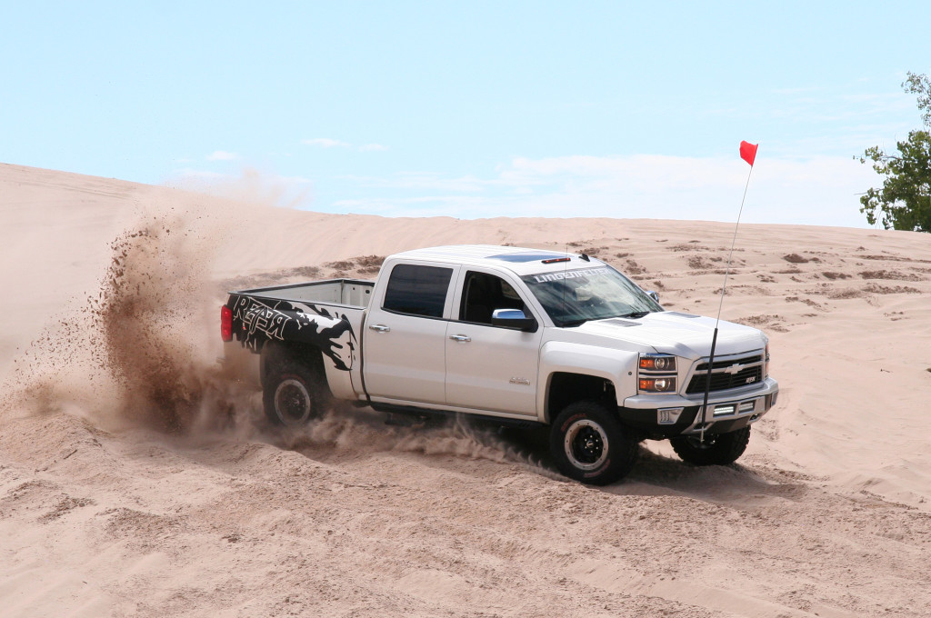 2015 Chevy Reaper >> 2014 Chevy Silverado 1500 Lingenfelter Reaper Sand Dune Chevy