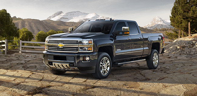 2015 Silverado 2500 HD High Country 4x4 Heavy Duty | Chevy ...