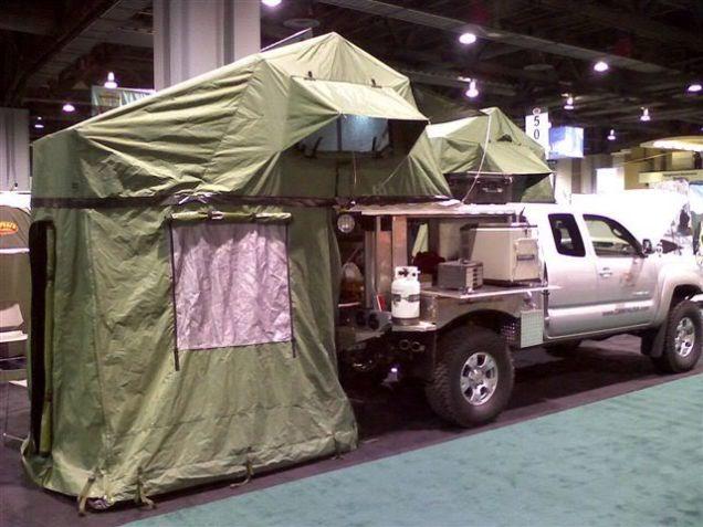 2015 Chevy Colorado Camping Rig   Chevy Silverado Blog